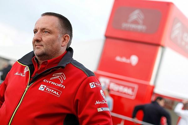 WRC Breaking news Citroen WRC boss Matton quits to join FIA