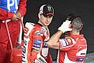 Лоренсо рассказал об ошибке, стоившей ему месяцев тестов с Ducati