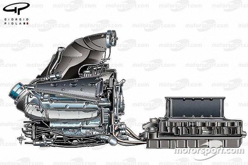 Análise técnica: as opções de motor para a F1 após 2020