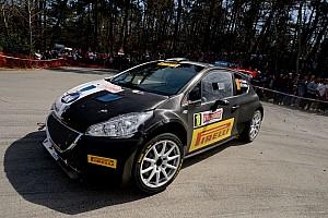 CIR Ultime notizie Kalle Rovanpera al via del Rally del Salento con Peugeot