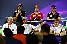 Brazilian GP: Thursday's press conference