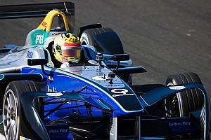 Formula E Ultime notizie Haryanto ha completato il primo test in Formula E