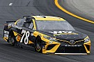 Truex leads every lap en route to Stage 1 win at New Hampshire