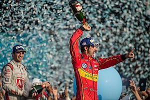 Formula E Breaking news Di Grassi stripped of Mexico Formula E win