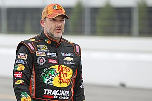 NASCAR Cup Interview Will Dover be the end of the Chase for Tony Stewart?