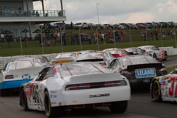 NASCAR Canada NASCAR Pinty's finale postponed until Sunday