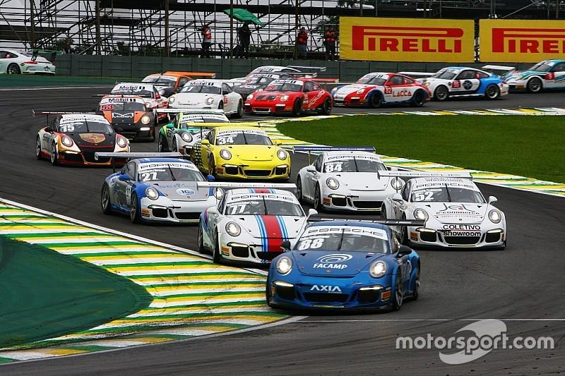 Piquet e Allgaier são destaques da fase endurance da Porsche