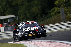 DTM Breaking news Juncadella named Mercedes DTM reserve