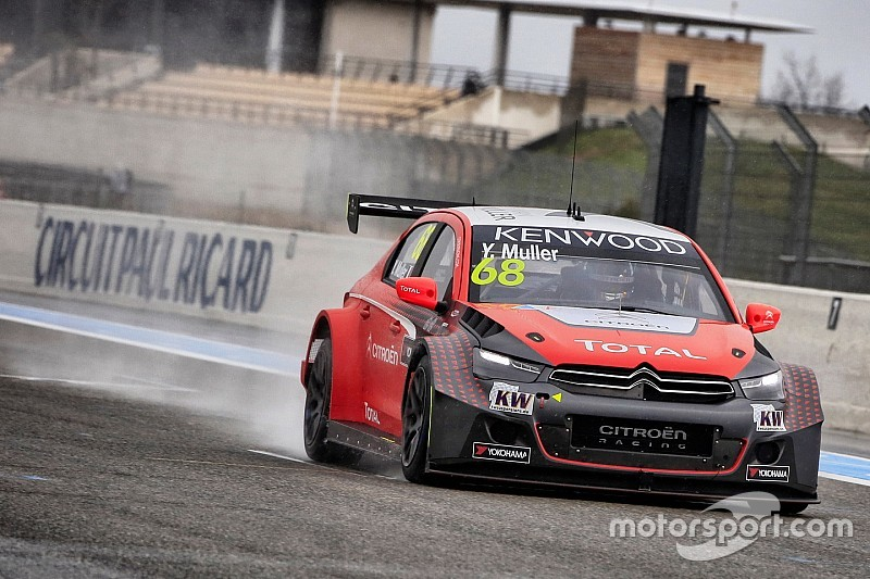 """Muller says WTCC ballast increase """"a stupid decision"""""""