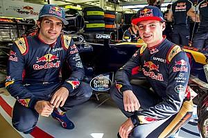 """Sainz: """"Geen herhaling van rivaliteit met Verstappen bij McLaren"""""""