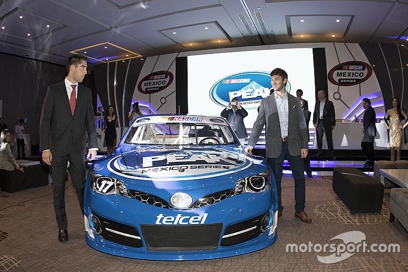 NASCAR México debutó con su nuevo formato - NASCAR Mexico Noticias