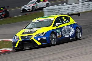 TCR Deutschland Rennbericht TCR Deutschland am Nürburgring: SEAT-Doppelerfolg am Sonntag