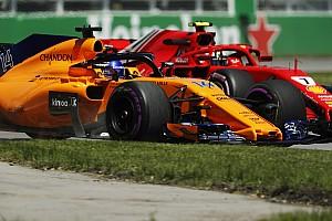Formule 1 Diaporama Photos - Vendredi à Montréal