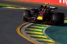 Formula 1 Verstappen says mistake cost him front row slot