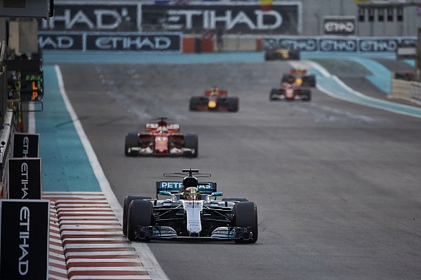 Fórmula 1 Kimi: Domínio da Mercedes em Abu Dhabi não é realidade