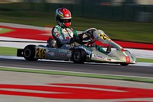Kart Noticias de última hora David Vidales acaba el año con el tercer puesto de la WSK Final Cup
