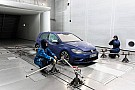 Autó Akár 250-nel is süvíthet a szél a VW új szélcsatornájában