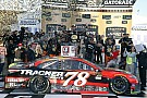 NASCAR Cup Truex takes emotional win for Furniture Row Racing at Kansas