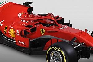 Galeri: Tüm ayrıntılarıyla Ferrari SF71H
