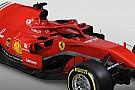 Formula 1 Galeri: Tüm ayrıntılarıyla Ferrari SF71H