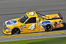 NASCAR Truck David Gilliland takes pole position for NASCAR Truck opener at Daytona