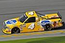 NASCAR Truck David Gilliland takes pole position for NASCAR Truck opener at Daytona