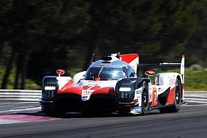WEC Actualités Toyota a signé ses chronos sans respecter la limite d'énergie
