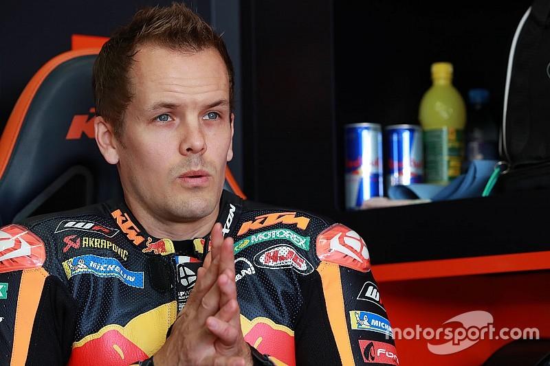 Mika Kallio reste pilote d'essais KTM pour 2019