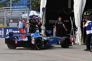 Formula E Noticias de última hora La Fórmula E mantiene el tiempo mínimo de pitstop para Marrakech