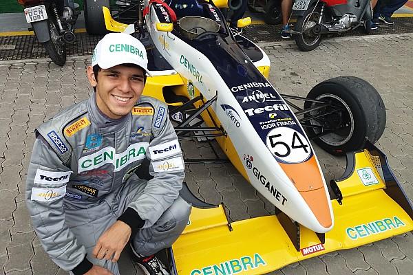 IndyCar Entrevista Correr en EU es más fácil para pilotos jóvenes, según promesa brasileña