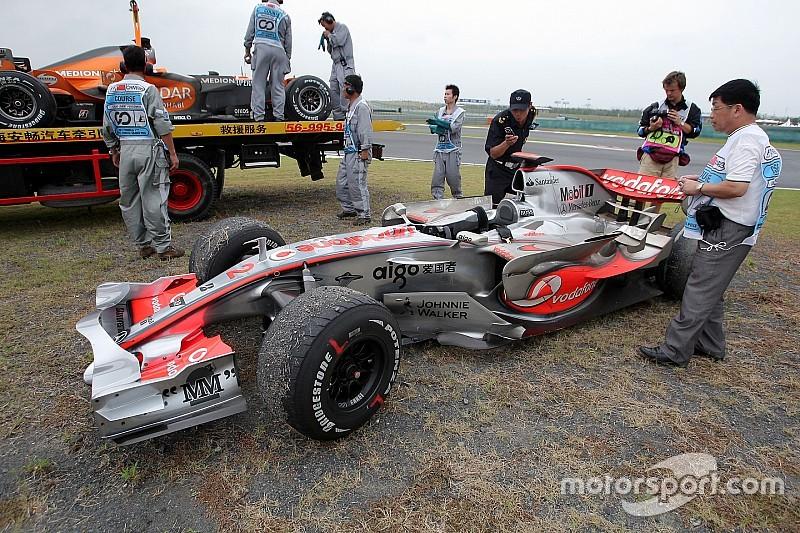 El fracaso final de McLaren en 2007, en la mente de Mercedes