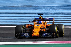 Alonso hopes Paul Ricard misery not