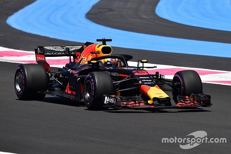 Red Bull satisfait du capital de points, Ricciardo