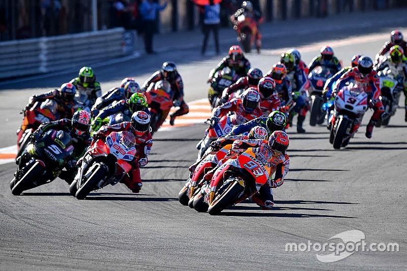 В MotoGP задумались о проведении городской гонки
