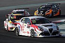 TCR Consistent Alfa Romeo Giuliettas TCR by Romeo Ferraris