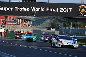 Lamborghini Super Trofeo Intervista Video Lamborghini: Piscopo fiero del Mondiale PRO-AM e del suo allievo