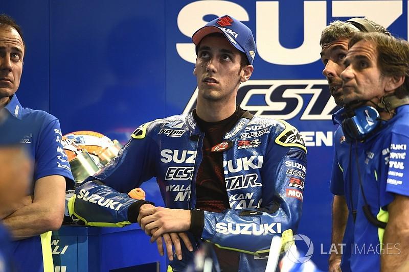"""""""Plus de confiance"""" pour Suzuki avant la deuxième manche"""