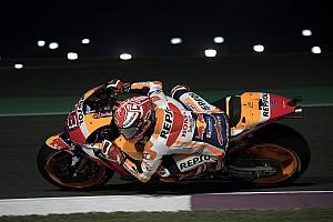 MotoGP Declaraciones Márquez cree que si no hubiera presionado apenas hubiera sido séptimo