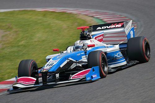 Nem semmi csatát vívott az ex-F1-es versenyző a Super Formulában: videó