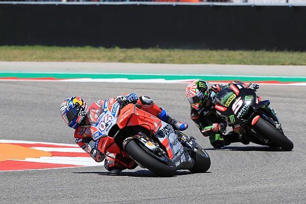 MotoGP Motorsport.com hírek Dovizioso visszautasította a Ducati első ajánlatát