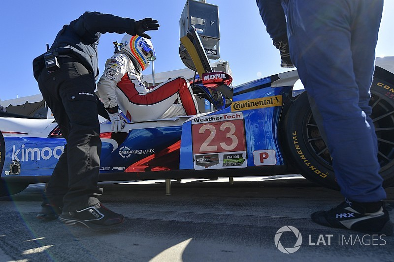 "Alonso: Ligier ""needs more pace"" to contend for Daytona win"