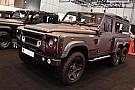 Automotive ¿Cómo sería un Land Rover con seis ruedas?