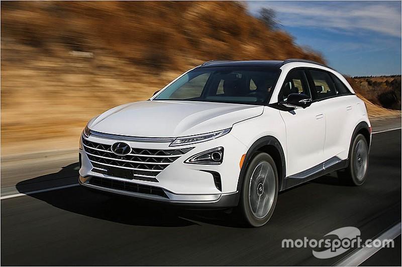 Hyundais Brennstoffzellen-SUV heißt Nexo