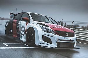 Машина Peugeot для первого сезона WTCR выглядит так и стоит 109 тысяч