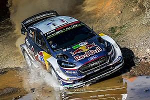 WRC Prova speciale Messico, PS16: Ogier cala il tris ed è sempre più leader della gara
