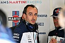 Kubica nach Formel-1-Comeback: