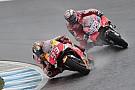 MotoGP GALERI: Duel sengit Dovizioso-Marquez di Motegi