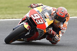 MotoGP Australia: Marquez pole, Dovizioso start ke-11