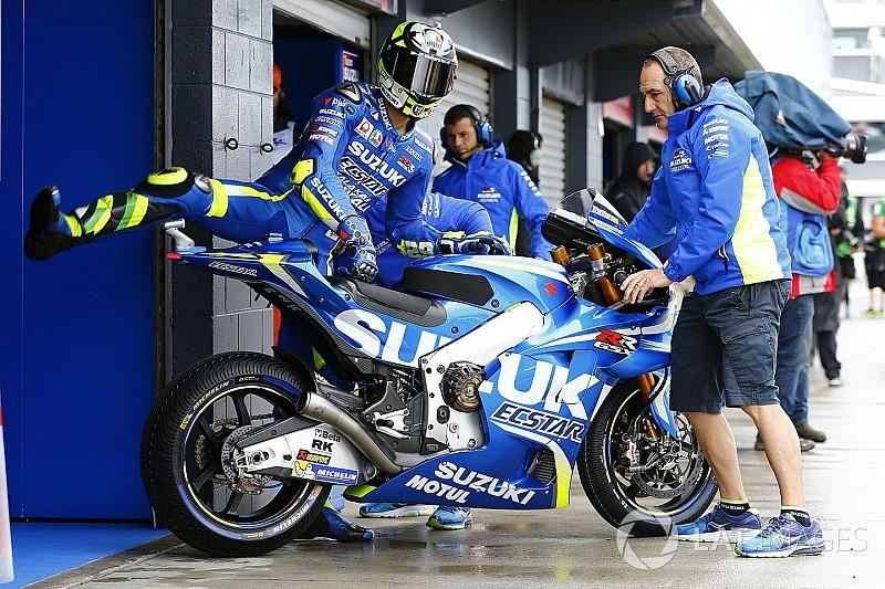 La Suzuki riavrà le concessioni nel 2018 se non farà podio a Valencia