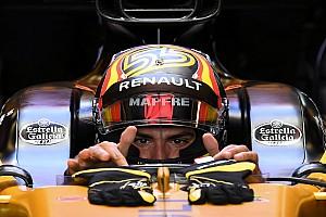 Sainz impresiona a todos (incluso a sí mismo) con su debut en Renault
